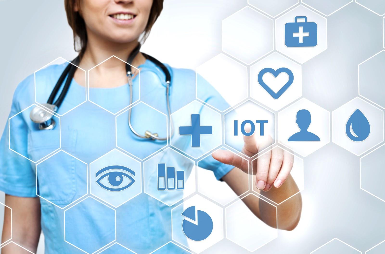 Existe alguma chance de que a Internet das coisas mude a medicina?