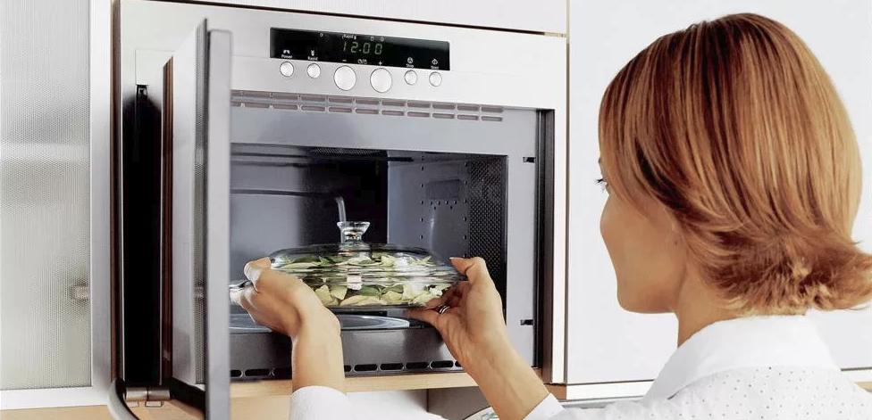 Why does your microwave access the microphone?